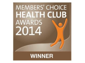 Winner, Members' Choice Health Club Awards 2014