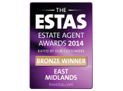 Best Single Office Estate Agency, East Midlands