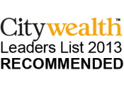 Citywealth Recommended