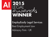2015 Legal Award Winner