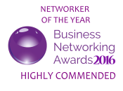 Highly Commended Networker of the Year 2016