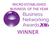 Best Micro Business of the Year 2016