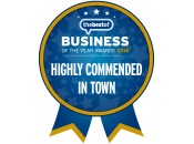 Highly Commended Business of the Year Award 2016
