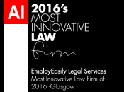 Most Innovative Law firm 2016