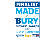 Made In Bury finalist