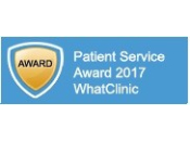 Patient Service Award 2017