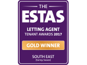 ESTAS Gold Winner - Tenants Service