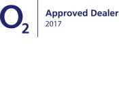 O2 Approved Dealer 2017