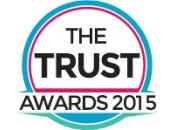 The trust awards 2015