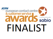 Finalists European Contact Centre and Customer Ser