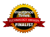 Insurance Times Technology Awards Finalist