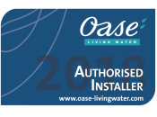 Oase Authorised Installer