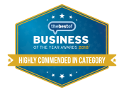Business of the Year (In Category) 2018