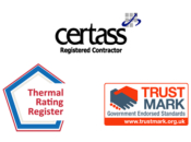 Certass, Trust Mark, Thermal Rating Registered