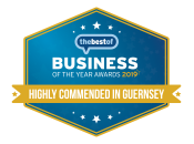 Highly Commended in Guernsey