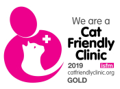 Cat Friendly Clinic - Gold
