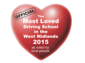 The Most Loved Driving School in the UK 2015