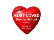 The Most Loved Driving School in the UK 2016