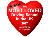 The Most Loved Driving School in the UK 2017