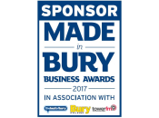 Sponsor - Made in Bury Business Awards 2017