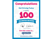 100 Validated Reviews