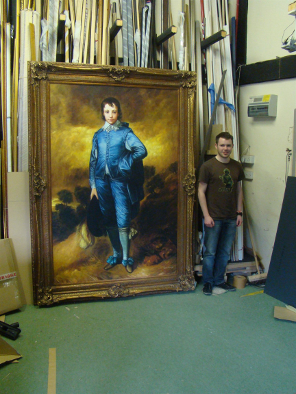 Brampton Picture Framing Chesterfield