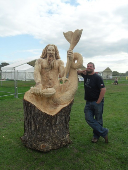 Simon o rourke tree carving ltd wrexham