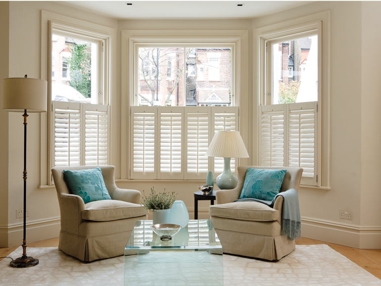 Exterior: The Blinds And Shutter Company