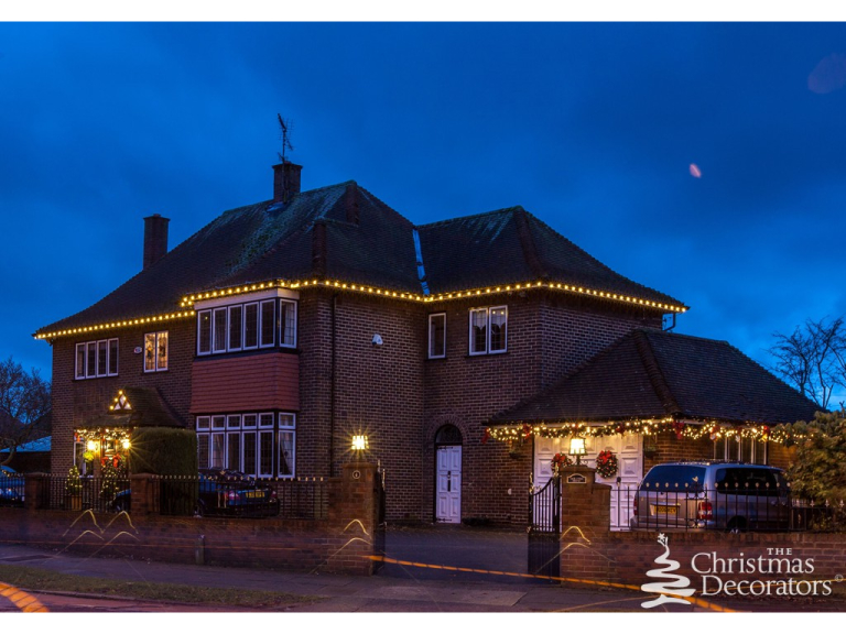 the christmas decorators berkshire christmas decorations done for you