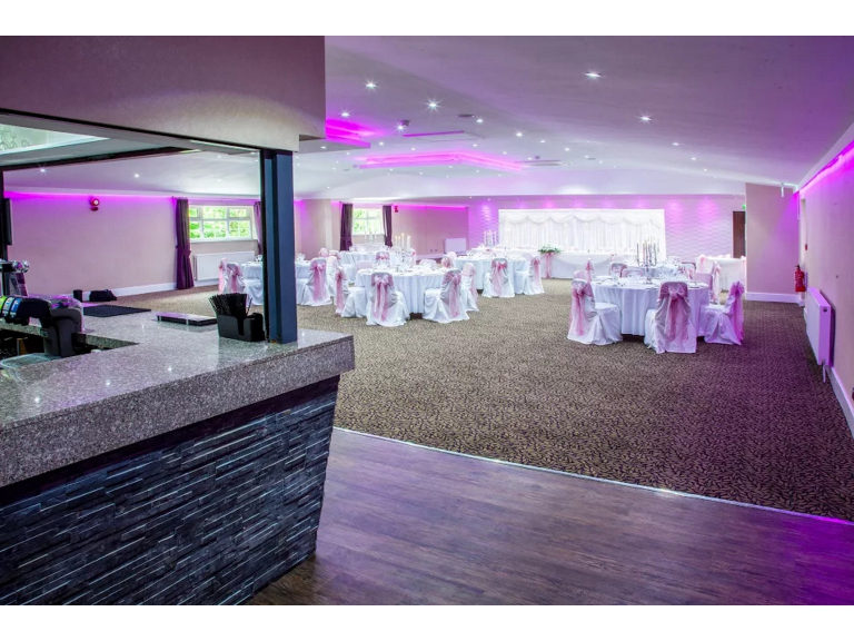 Function Rooms Prestwich