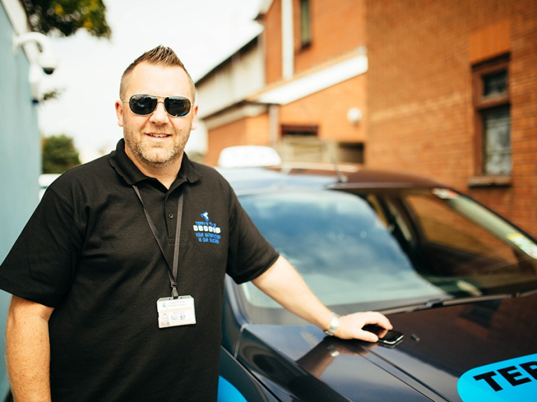 Terry's Taxis - Cannock