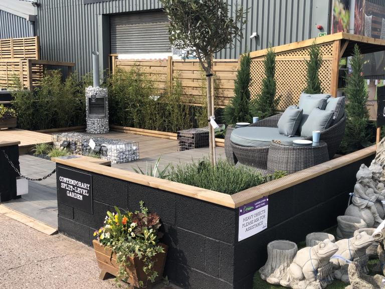 hollybush garden centre and aquaria cannock. Black Bedroom Furniture Sets. Home Design Ideas