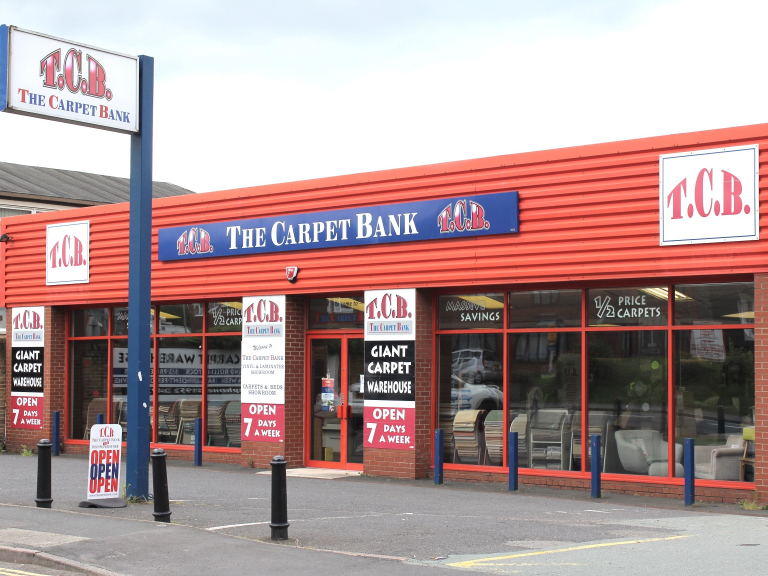 The Carpet Bank - Carpets, Flooring, Beds & Mattresses