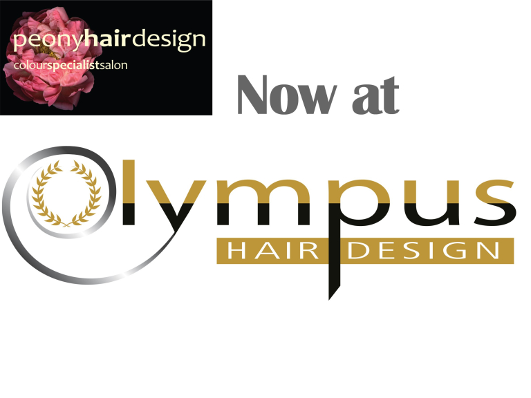 Peony Hair St Neots - Now at Olympus Hair Design