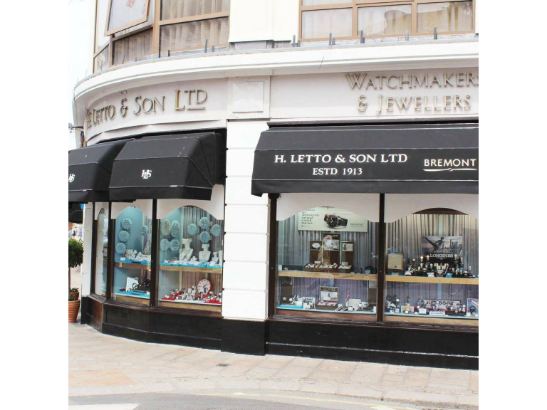 H.Letto & Sons Jewellers - Jersey