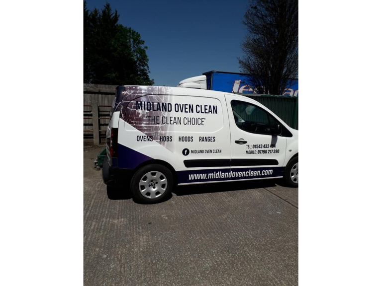 Midland Oven Clean