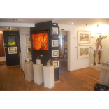 Raw Sienna Art Gallery