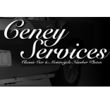 Ceney Services Limited - Numberplates