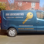 A W Locksmiths Telford