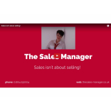 The Sales Manager