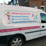Gleaming Services - Domestic Cleaning & Ironing in Telford