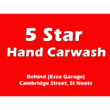 5 Star Hand Car Wash St Neots
