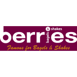 Berries, Bagels & Shakes