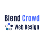 Blend Crowd Web Design