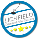Lichfield Drive and Patio Cleaning