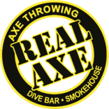 Real Axe - Urban Axe Throwing Bar