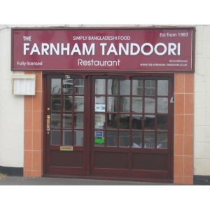 The Farnham Tandoori Restaurant