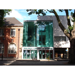 Walsall Reference Library