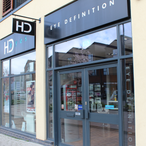 HD Eyes - Opticians Telford