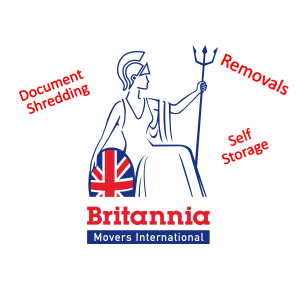 Britannia Harrison and Rowley (Removals and Storage) St Neots